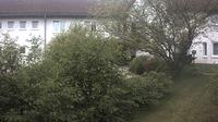 Dautphetal: Blick in die Außenanlage des Senioren-Zentrums in - El día