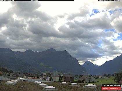 Altdorf: Live Wetter (Bristenblick)