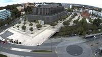 Reutlingen: Stadthalle - Overdag