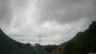 Current or last view from Toiny: Webcam Meteo Devet − St Barthelemy