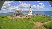 Biddeford: Wood Island Lighthouse - Day time