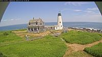 Biddeford: Wood Island Lighthouse - Dagtid