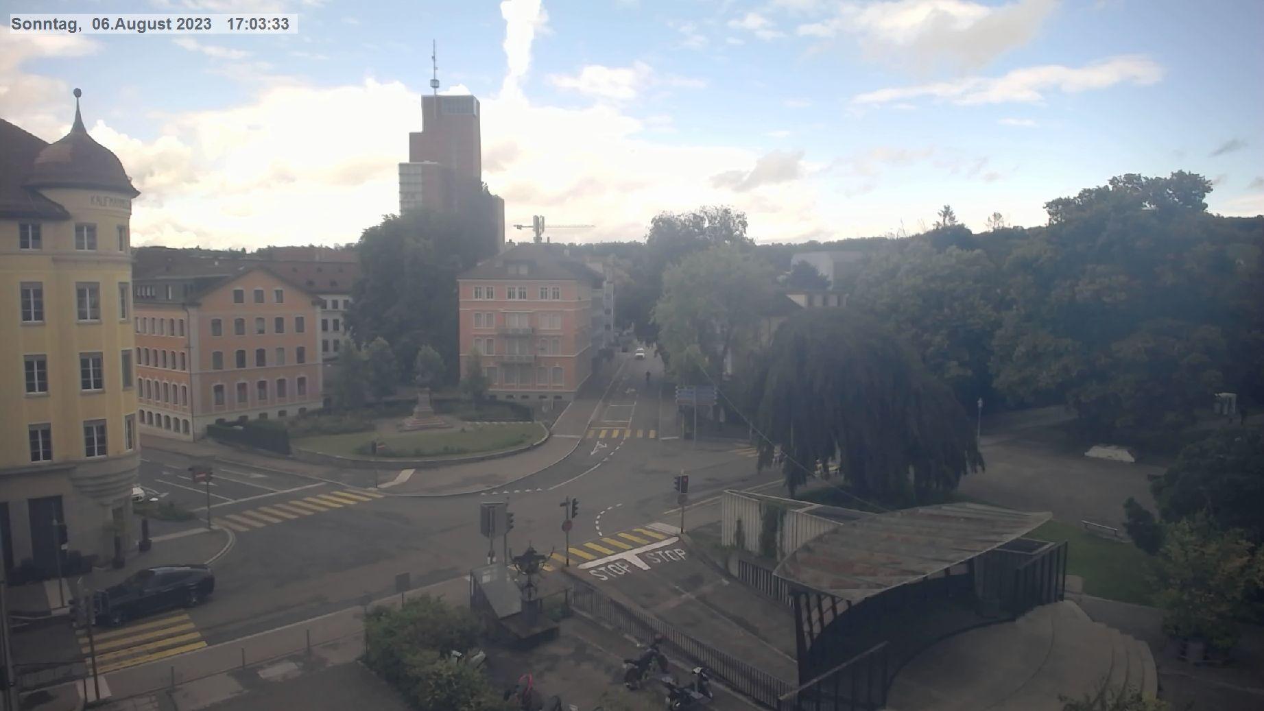 Winterthur: Merkurplatz