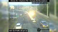 Petrie: Anzac Avenue - Dayboro Road - Gympie Road Roundabout (South-West) - Actuales
