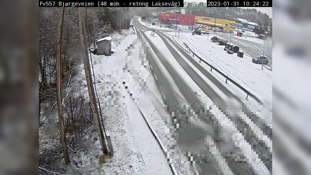 Webcam Bjørge: F557 Bjørgeveien