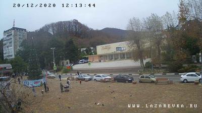 Vista de cámara web de luz diurna desde Lazarevskoye: Привет из Сочи! Hi, from Sochi