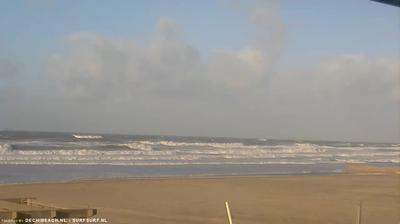 Webcam Hoek van Holland: Hoek van − strand