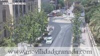 Granada: Av. de la Constitución - Day time