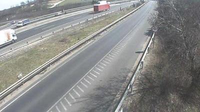 Tageslicht webcam ansicht von Torokbalint: M , km] M M csomópont [M felé