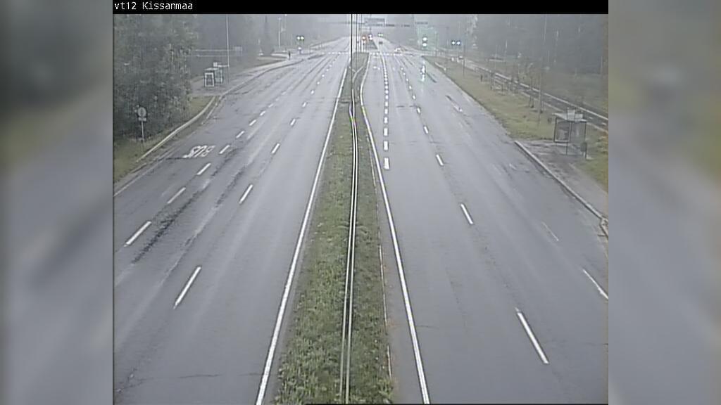 Webcam Tampere: Tie 12 − Kissanmaa − Lahteen