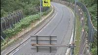 Asa Kita Ward: Akita - Route - Sengan Tunnel - Day time