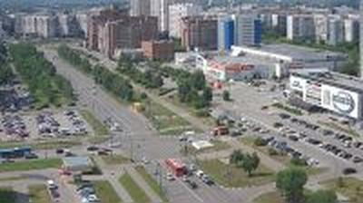 Daylight webcam view from Novokuznetsk: Ермакова Павловского