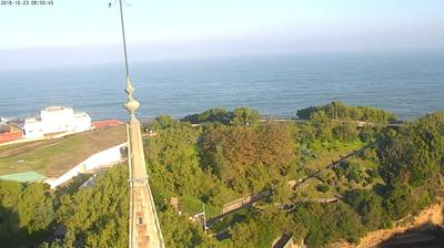 Webcam Biarritz: Aquitania − Panoramique (LiveHD)