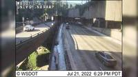 Seattle: I- at MP .: University St Ramp - Actuelle
