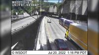 Seattle: I- at MP .: University St Ramp - Day time