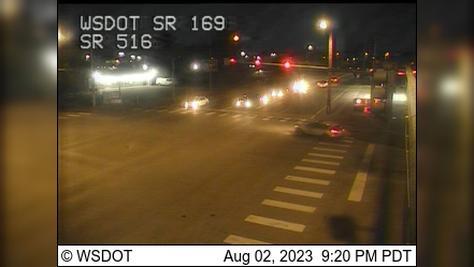 Webcam 4 Corners: SR 169 at SR 516