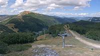 Chamaloc: Col de Rousset - Actuelle