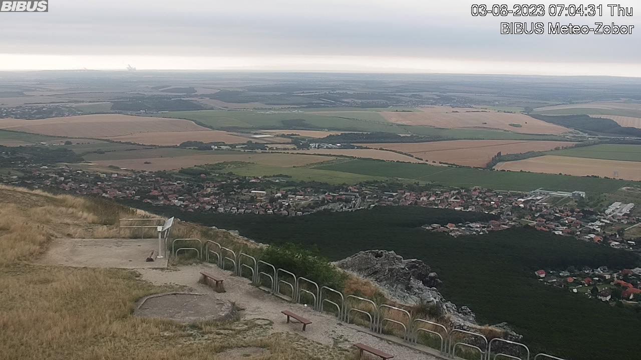 Webcam Nitra: Zobor