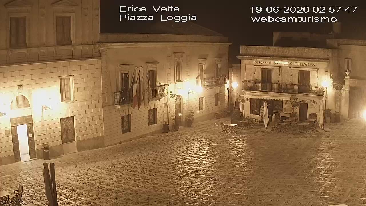 Webcam Erice - Webcam Turismo