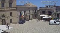Erice: Piazza della Loggia - Erice Vetta - Overdag