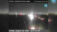 San Diego › South: EB  at Heritage Rd - Recent
