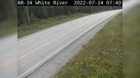 White River Township: Highway  near Highway - Overdag