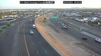 Phoenix > South: I- SB . @Durango Curve - Current