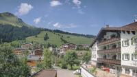 Gemeinde Lech > North-West: Gittis Esszimmer im Boutique-Hotel Schmelzhof**** - Lech am Arlberg - Day time