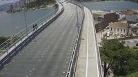 Florian�polis: Ponte Herc�lio Luz - Attuale