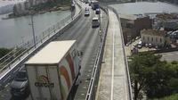 Florian�polis: Ponte Herc�lio Luz - Di giorno