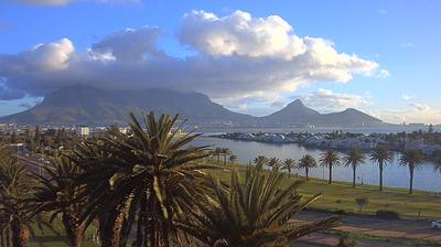 Thumbnail of Cape Town webcam at 1:04, Sep 19