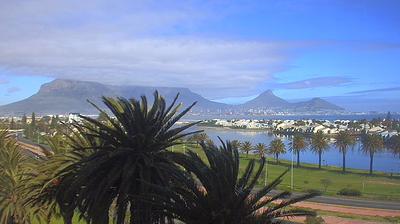Vista de cámara web de luz diurna desde Milnerton: Cape Town