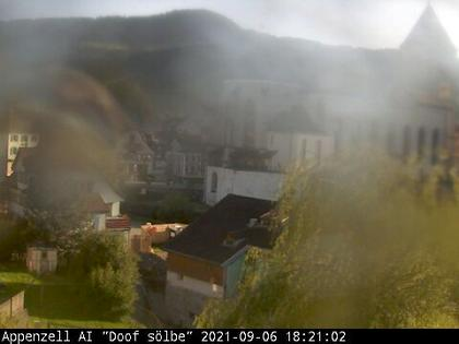 Appenzell: Innerrhoden, Dorf - Appenzellerland