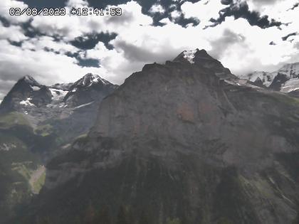 Mürren: Hotel Eiger