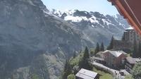 Murren: Hotel Eiger - Overdag