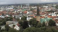 Gadderbaum: Panoramablick auf die Bielefelder Innenstadt - Recent