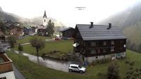Gemeinde Warth: Warth, Richtung Wander- und Skigebiet - Recent