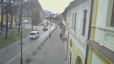 Vue webcam de jour à partir de Sabinov