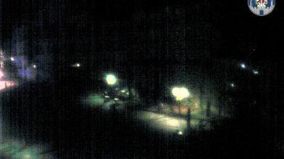 Helmstedt: Marktplatz mit Rathaus