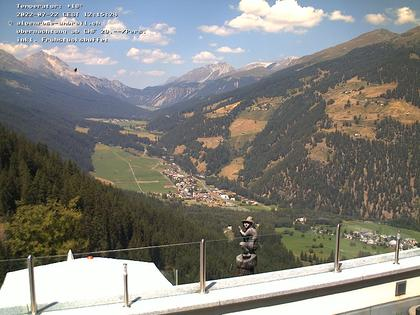 Münstertal: Gasthaus Alpenrose Umbrail