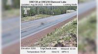 Douglas County: ORE at ORE Diamond Lake - Overdag