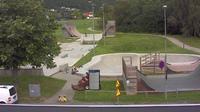 Brevik: Porsgrunn Skateparken - El día