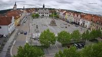 Stribro: Masarykovo náměstí