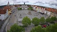 Stribro: Masarykovo náměstí - El día
