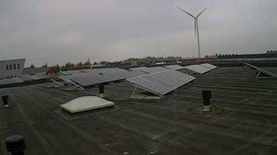 Webcam Ede: Zonnepanelen testcentrum