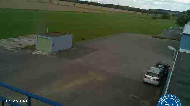 Webkamera Obernhain › East: Flugplatz Anspach/Taunus (EDFA):