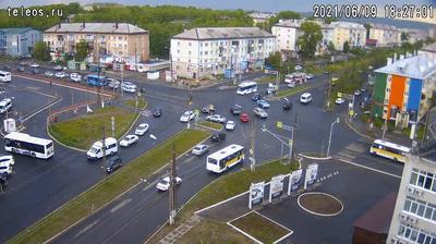 Братск - Иркутская область, Россия: Братск. Мира/Южная