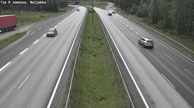 Thumbnail of Joensuu webcam at 8:25, Jan 15