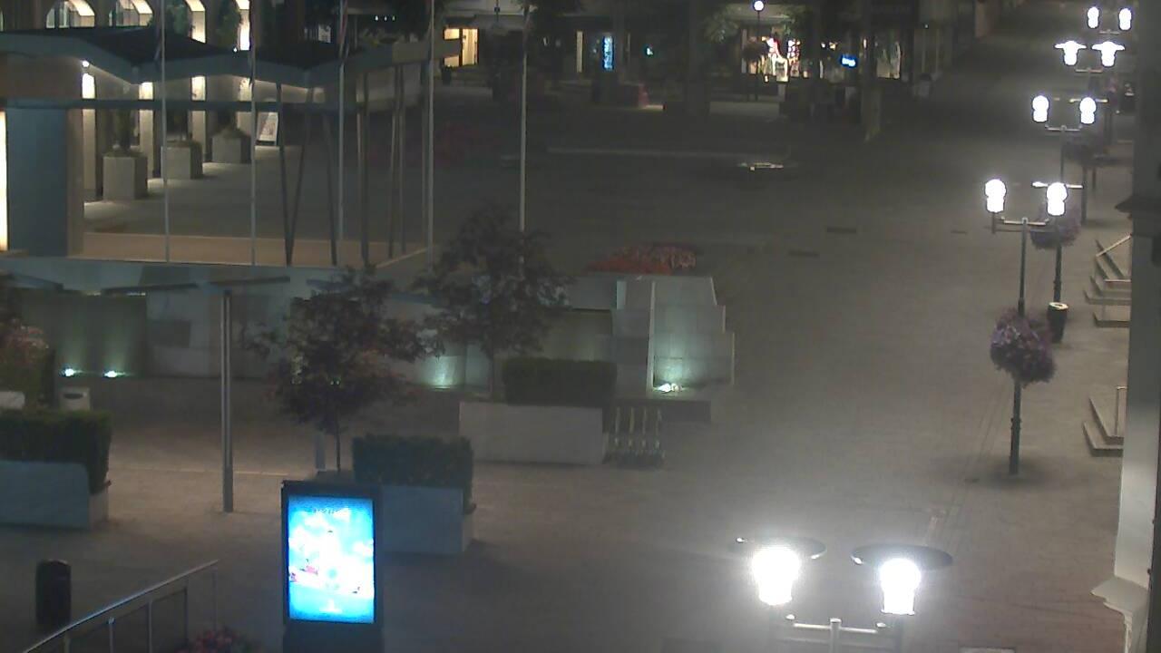 Webkamera Skien: fylke − sentrum, Handelstorvet