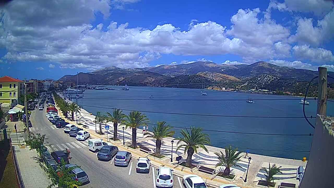 Webcam Argostoli: Argostolion